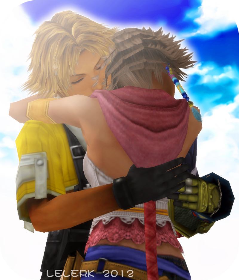 tidus and yuna relationship trust
