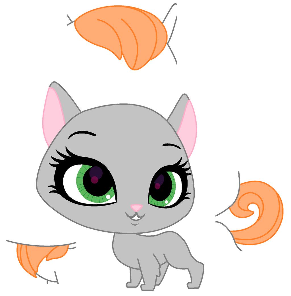 Littlest Pet Shop Cat Cute Tv Show