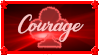 Courage Stamp