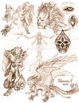 Sketchbook Lan