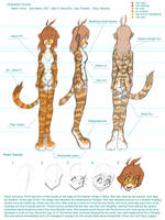 Character Sheet - Flora by Twokinds