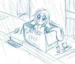 Sketchithon 03 - Saddie Maddie