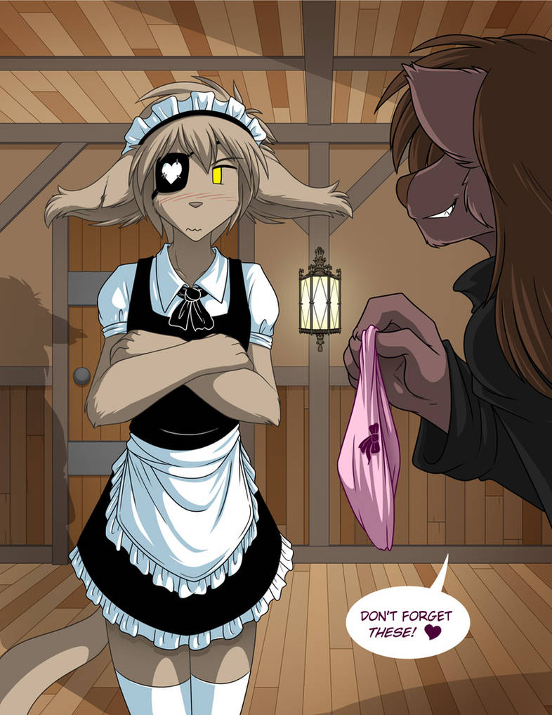 Request: Lost A Bet by Shadow-West on DeviantArt
