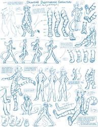 Tkturials - Digitigrade Legs Guide