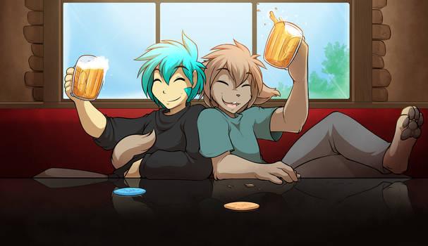 Bar Buddies