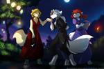 Moonlight Meeting