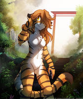 Rainforest Flora by Twokinds