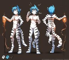 Tiger Trace Character Sheet