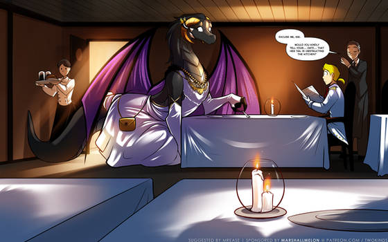 Dinner Date Dragon