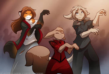 Thriller! by Twokinds