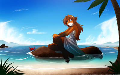 Vixen by the Sea by Twokinds