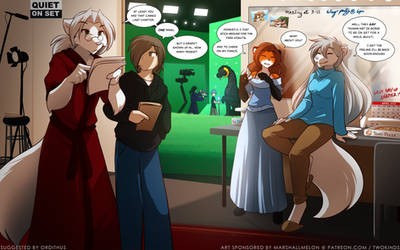 Breakroom Banter by Twokinds