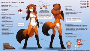 Laura Reference Sheet