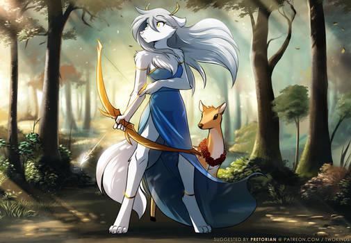 Goddess of the Hunt