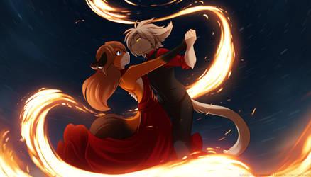 Fiery Tango