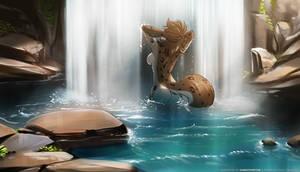 Waterfall Kathrin