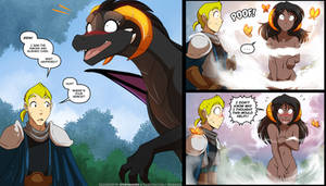 Streaking Dragon
