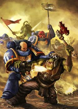 Warhammer 2 Signed
