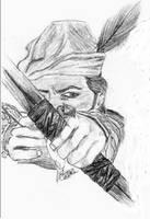 Robin Hood by Lecksa