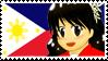 Philippines Stamp by XxLoveIsLostxX