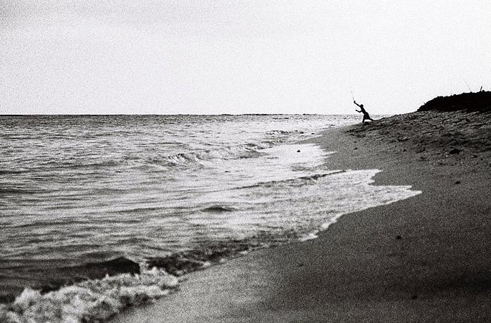 fisherman by niimo