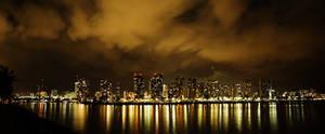 Honolulu City Lights II