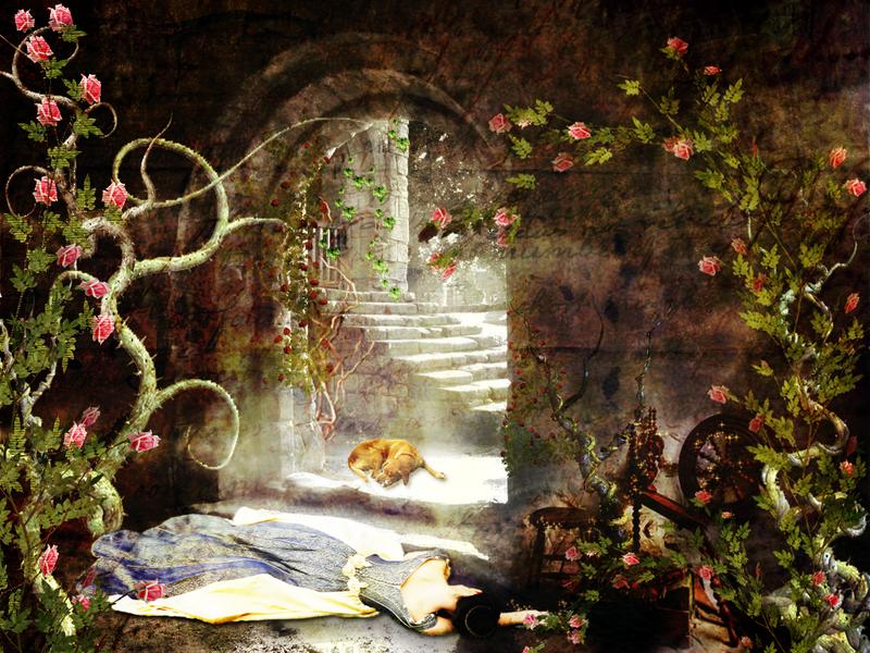 Sleeping Beauty by wintersmagic