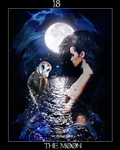 Tarot-The Moon