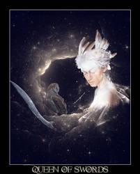 Tarot-Queen of Swords