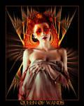 Tarot-Queen of Wands