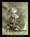 Tarot-Six of Pentacles