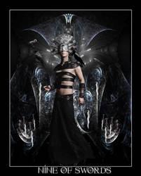 Tarot-Nine of Swords
