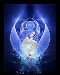 Tarot-Page of Cups