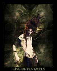 Tarot-King of Pentacles