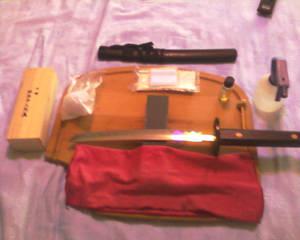 sword sharpener for hire