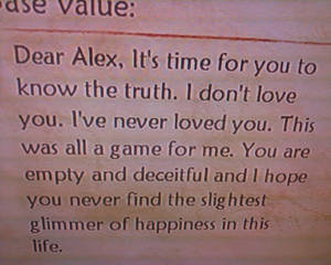 My rejection... 'fable 2'