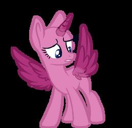 Mlp base- Alicorn by Cinna-Swirl