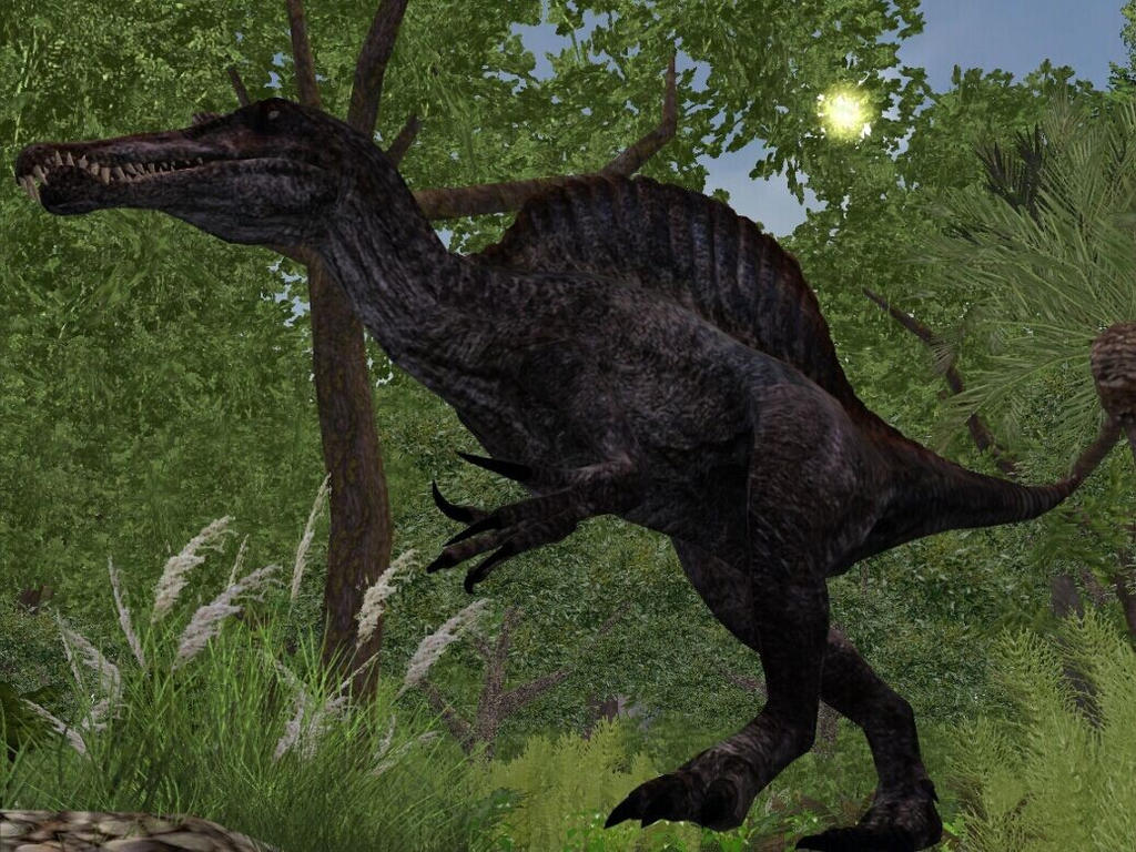 Jurassic park spinosaurus by fsylszx on deviantart - Spinosaurus jurassic park ...