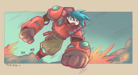 Mega Armor by rickrd