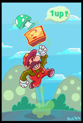 The Original Super Mario by rickrd