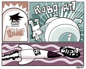 The Killer Robo-bot Ziipz
