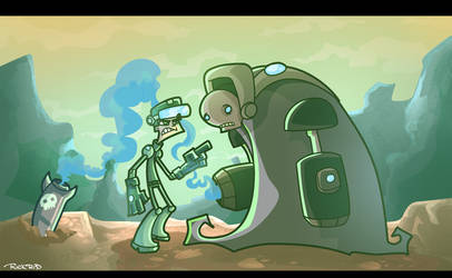 Bad robolord bad by rickrd