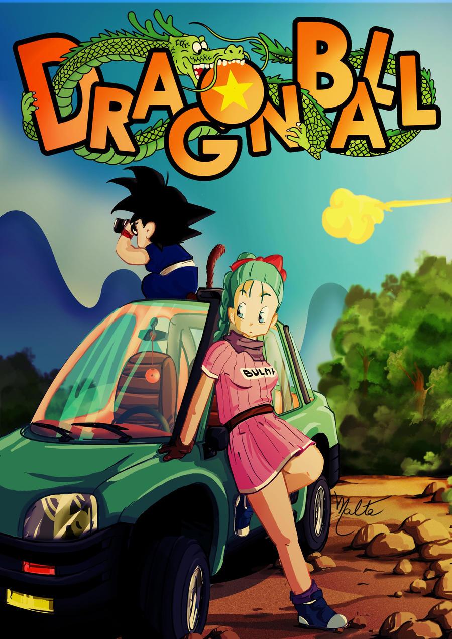 Bulma e goku by diegomalta on deviantart - Goku e bulma a letto ...