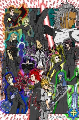 Organization XIII color