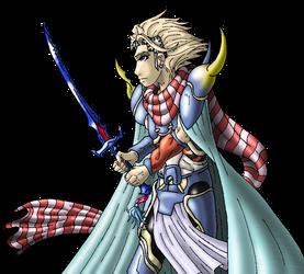 Prince Ceodore Harvey by Sephiroth7734