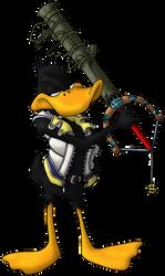 Daffy Dark by Sephiroth7734