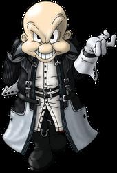 Master Xelmer by Sephiroth7734