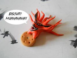 Kyuubi loves sweets by ALINAFMdotRO