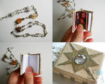 Miniature book by ALINAFMdotRO