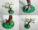 Tree in the spring - some more details by ALINAFMdotRO